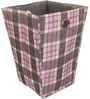 Bianca PVC 20 L Pink Laundry Basket