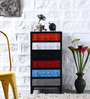 Cassiar Chest of Drawers in Multi-Colour Finish by Bohemiana