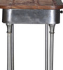 Craigmont Console Table in Rustic Finish by Bohemiana