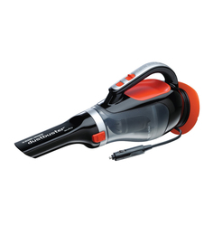Black & Decker Handheld 12W Car Vacuum Cleaner With Access