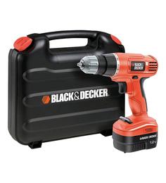 Black and Decker Plastic Drill Driver