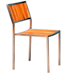 Blanca Side Chair by Forzza