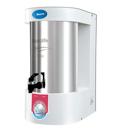 BlueLife TulipsPLUS 9L RO+UV Water Purifier with Detachable Stainless Steel Storage Tank