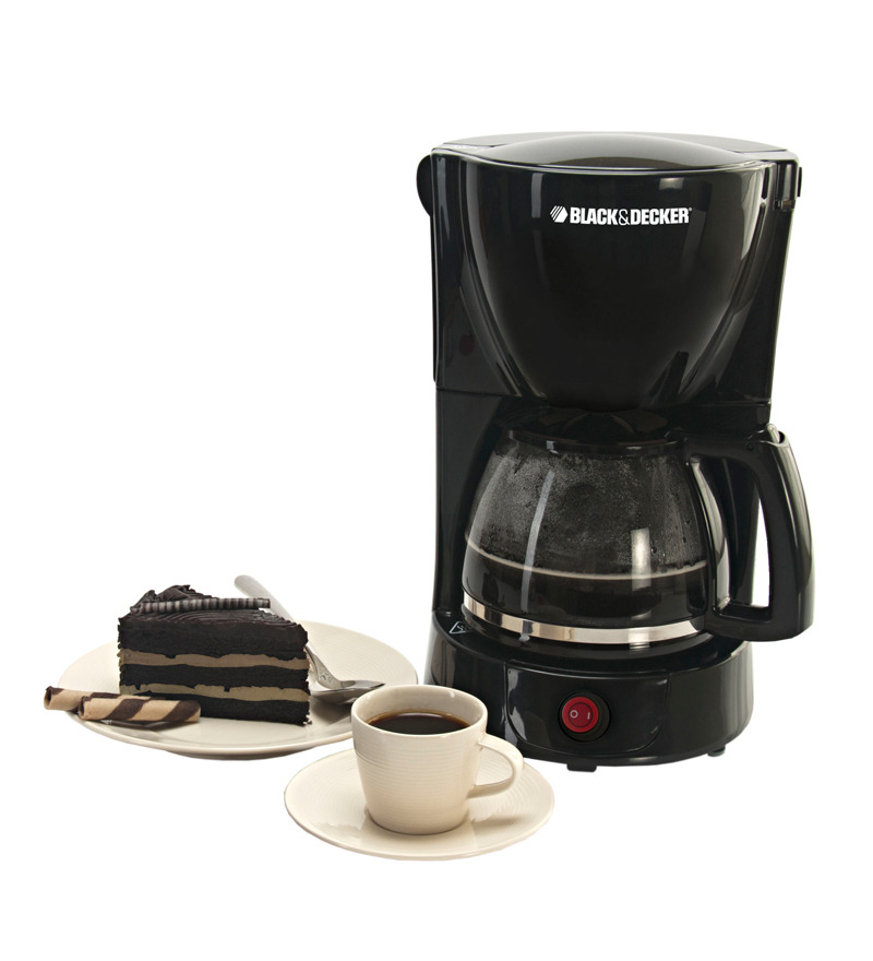 Black And Decker Coffee Maker Cm1300sc : Black & Decker DCM600-B5 8-10 Cup Drip Coffee Maker by Black and Decker Online - Coffee Makers ...