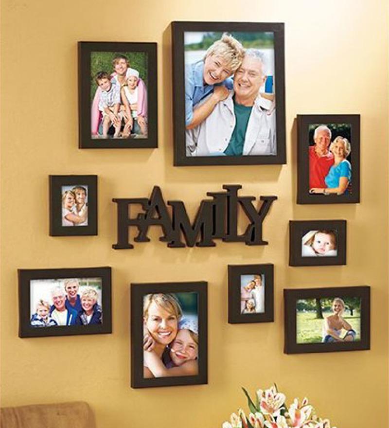 Blacksmith family photo frame collection by blacksmith for Cadre multi photos mural