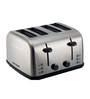 Black and Decker 1800W 4 Slice Pop-Up Toaster