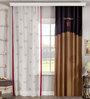 Black Pirate Curtain by Cilek Room