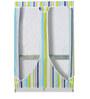 Blend Foldable Wardrobe in Green  Colour by Nilkamal