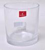 Blinkmax Dwarf Diamond 320 ML Whisky Tumbler Glasses - Set of 3
