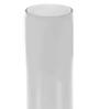 Bloomfields White Glass LSA Slim Cylindrical Vase