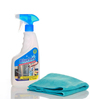 Blueoxy White 500 Ml Cleaner & Polish with Microfiber Towel