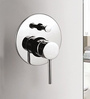 Blues Finns Silver Brass Single Lever Diverter without Over Head Shower
