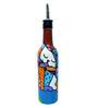 Bottles Not Empty Happy Cat Multicolour 375 ML Oil Dispenser