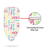 Bonita Ironing Board Cover With Felt-SmallBonita | Ironing Boards & Covers | Home Care | Pepperfry Product