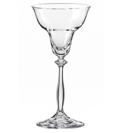 Bohemia Crystal Angela 185 ML Martini Glasses - Set of 2
