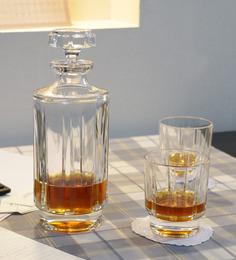 Bohemia Crystal Olivia 700 ML Decanter & 6 glasses