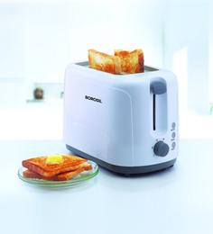 Borosil 750 W Pop Up Toaster