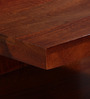 Oakville Solid Wood Bedside Table in Honey Oak Finish by Woodsworth