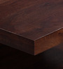 Oakville Bedside Table in Provincial Teak Finish by Woodsworth