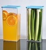 Boffiki Rectangle 1.2L Container Set - Set of 2