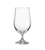 Bohemia Crystal Club 380 ML Beer Glass - Set of 4
