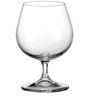 Bohemia Crystal Lara 400 Ml Whisky Glasses - Set Of 6