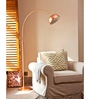 Rafter Floor Lamp in Copper by Bohemiana