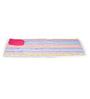 Bonita Alpha Cotton White Regular Trendy Strips Ironing Mat - Set of 2