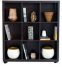 Book Shelf in Wenge Finish by Exclusive Furniture