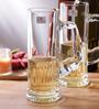 Borgonovo Muscolo Glass 610 ML Beer Mug - Set Of 6