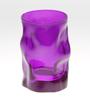 Bormioli Rocco Sorgente Whisky 300 ML Purple Spray Whisky Tumbler - Set of 6