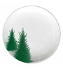 Boston International Caskata Studio Melamine Conifers Melamine Dinner Plate