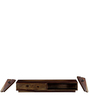 Boyd Coffee Table in Provincial Teak Finish by Woodsworth