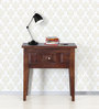 Boyes Console Table in Provincial Teak Finish by Woodsworth