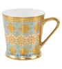 Bp Bharat Peter Big Bone China 180 ML Coffee Mug - Set of 6