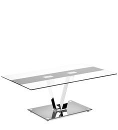 Brady Center Table in Black Colour by Nilkamal