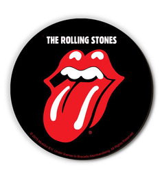 Bravado Multicolour Fibre Board Rolling Stones Tongue Fridge Magnet