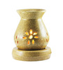 Brahmz Beige Electric Aroma Oil Burner
