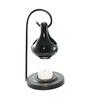 Brahmz Black Aroma Oil Burner Hanging Pot