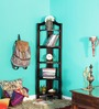 Toledo Display Unit in Passion Mahogany Finish by Woodsworth