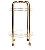 Brass Service Trolley by Royal Oak