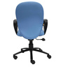 Brio Ergonomic Chair in Blue Colour by Starshine