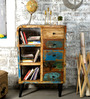 Omarion Chest of Drawers in Distress Finish by Bohemiana