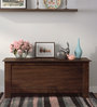 Carnation Storage Box in Provincial Teak Finish by Woodsworth