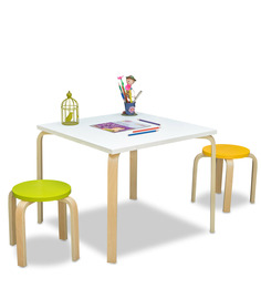 Buddy Activity Table & Sool - 3 Pcs Set by Alex Daisy
