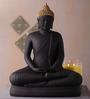 Raaga Sitting Buddha Statue in Multicolor by Mudramark