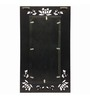 Butterfly Homes Brown Wood Splendid Dressing Mirror