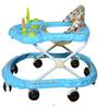 Butterfly Musical Walker in Blue Colour by Sunbaby