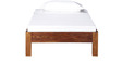 Savannah Single Bed in Provincial Teak Finish by Woodsworth