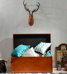 Ambrosius Trunk Box by Bohemiana